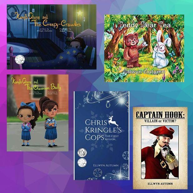Books by Ellwyn Autumn, Author
