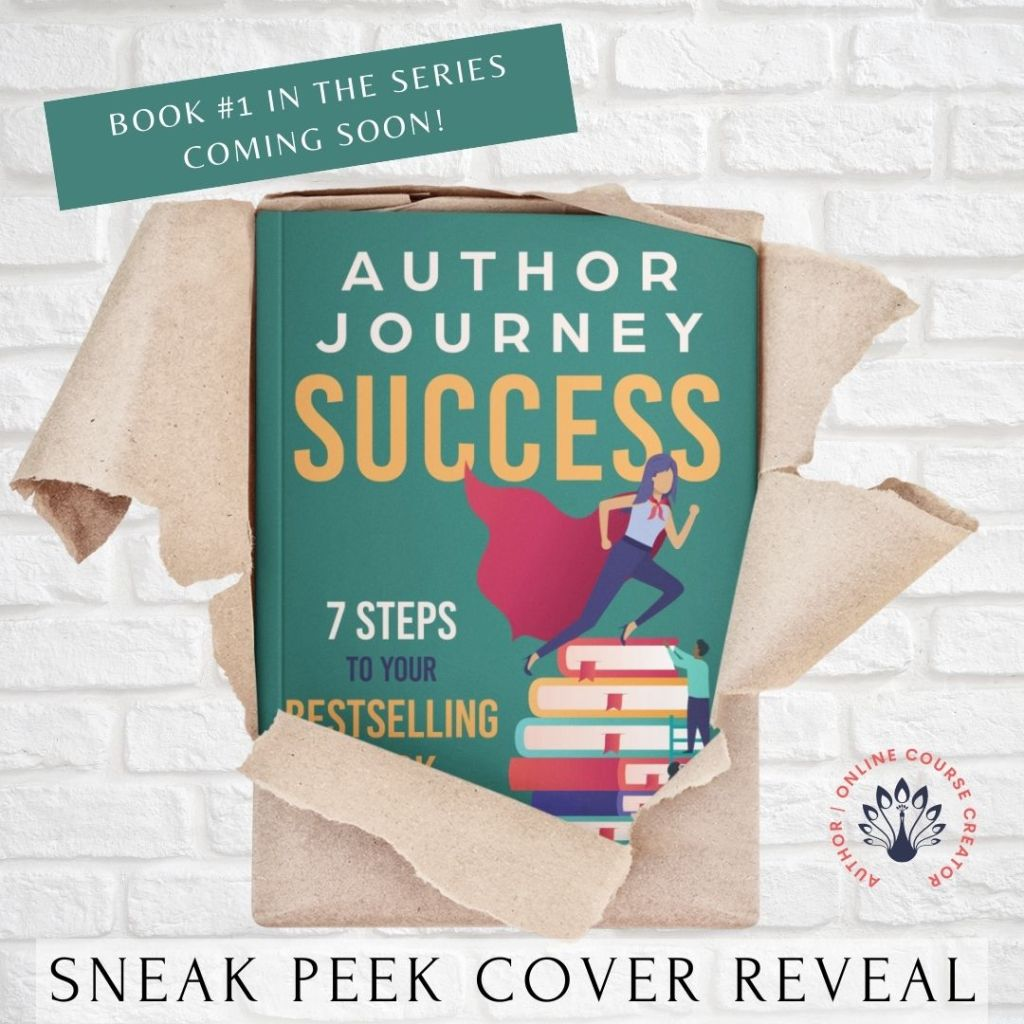 Author Journey Success 7 Steps to Your Bestselling Book by Amelia Griggs