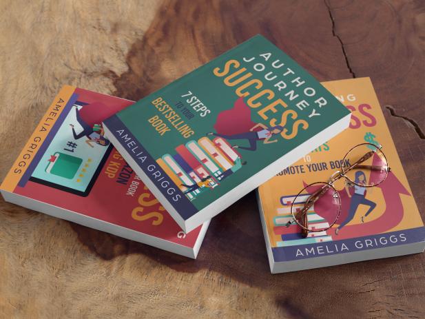 Author Journey Success Toolkit Series
